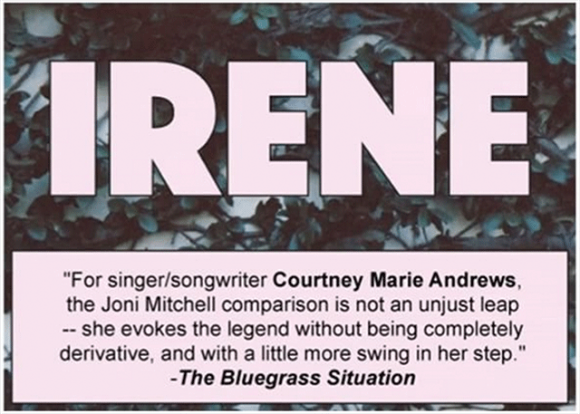 The Bluegrass Situtation review of Irene